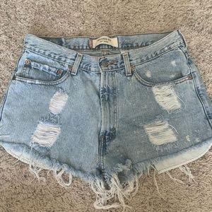 perfect levi's shorts!!!